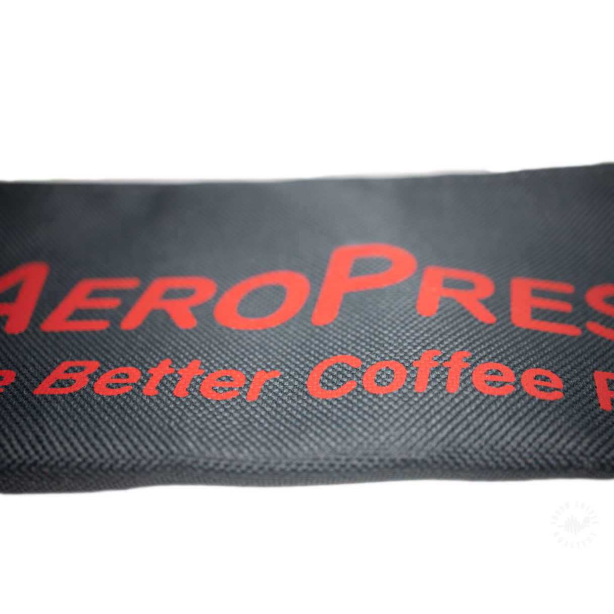 Aeropress coffee maker bag