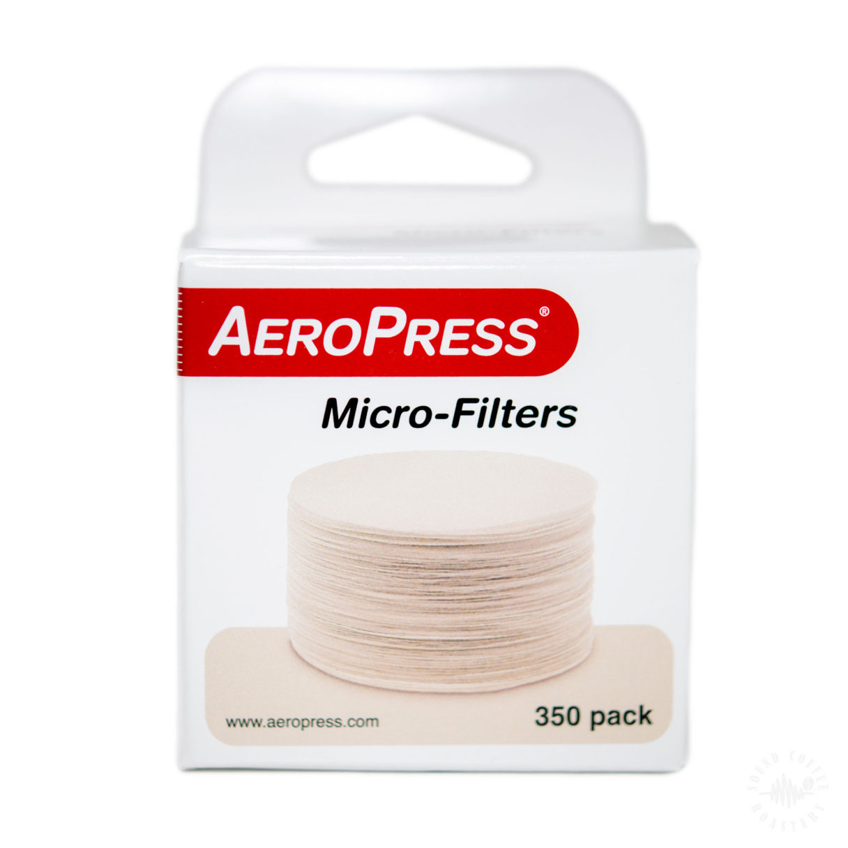 Aeropress micro-filters