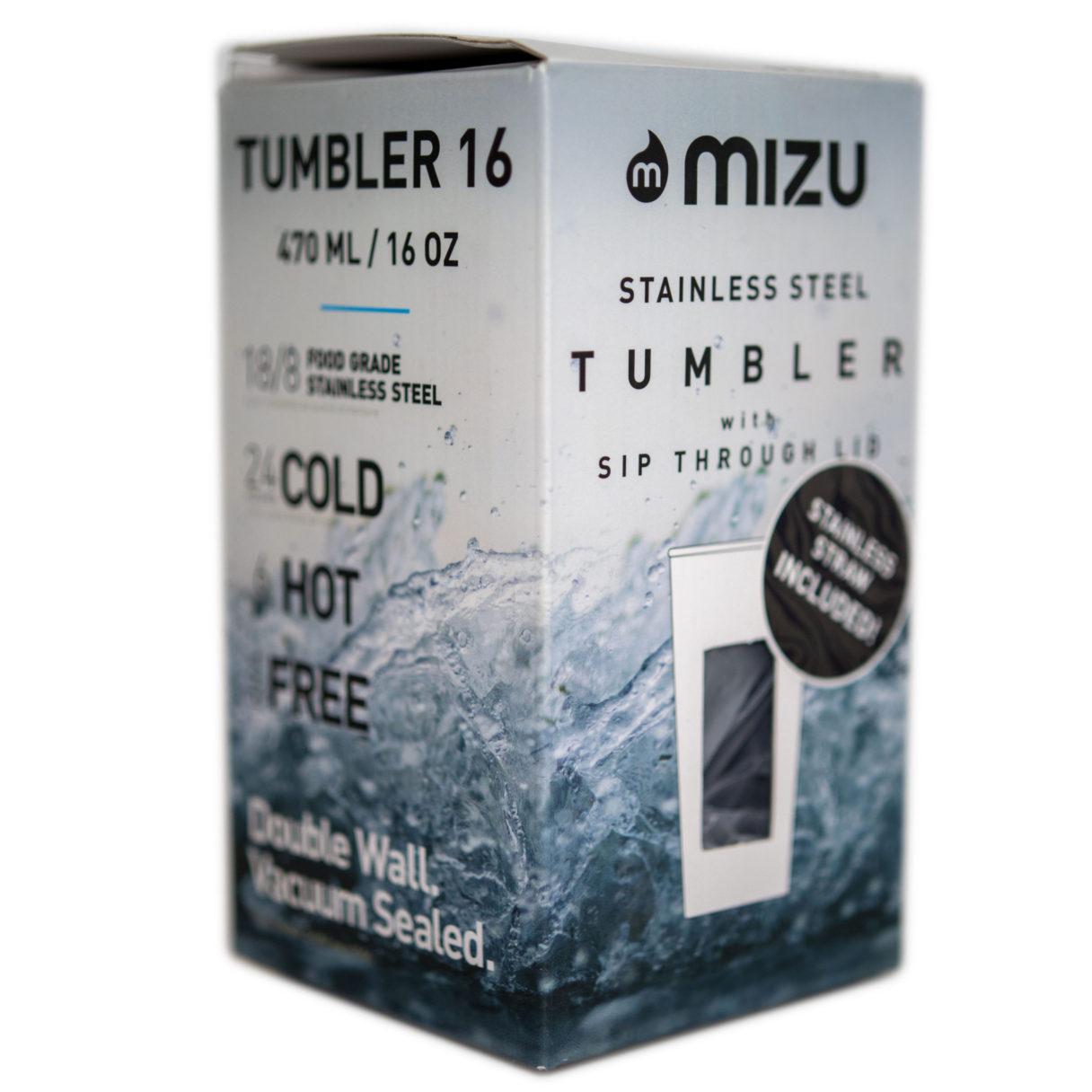 Mizu insulated tumbler T16