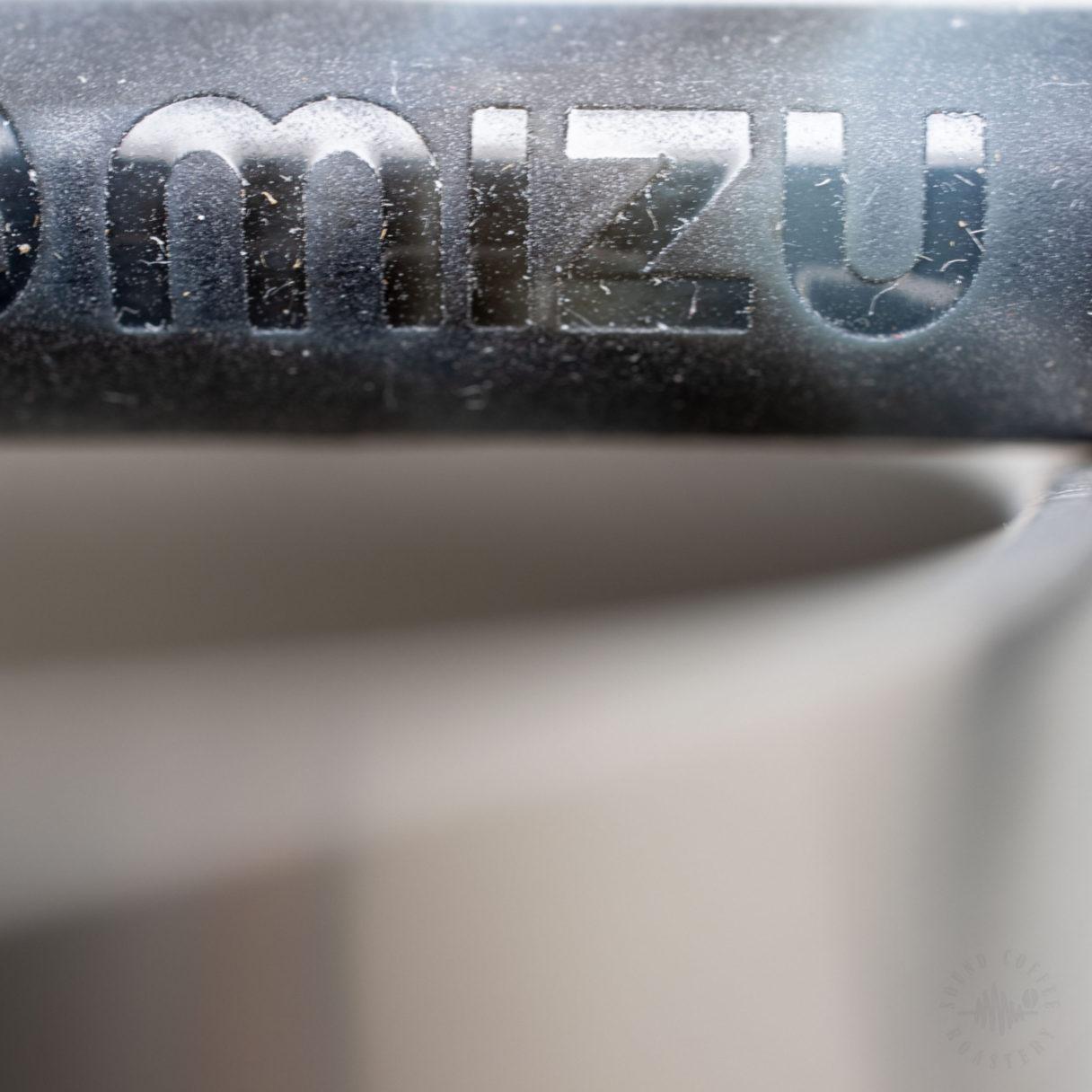 Mizu insulated tumbler T16 Straw