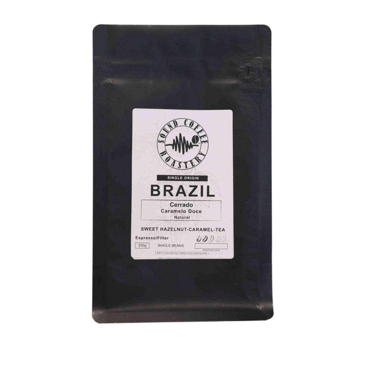 Brazil Caramelo Doce
