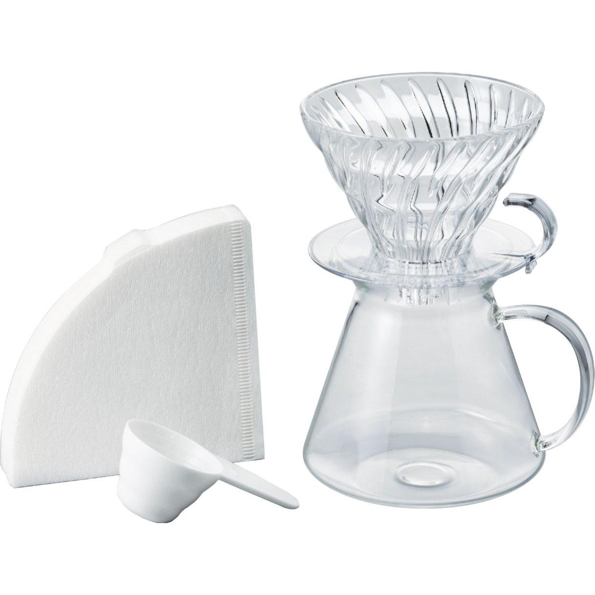 Simply Hario V60 Glass Kit